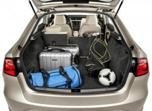 Seat Toledo Motability car boot