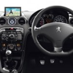 Peugeot RCZ Motability car