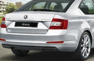 Skoda Octavia Motability car boot