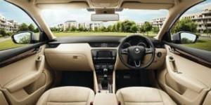 Skoda Octavia Motability car dash