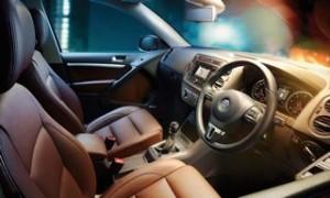 Volkswagen Tiguan Motability car interior