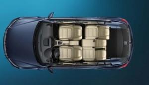 Volkswagen Tiguan Motability overhead