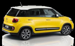 Fiat 500L Trekking motability car