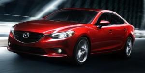 Mazda 6 Motability car