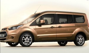 Ford Grand Tourneo Connect motability car