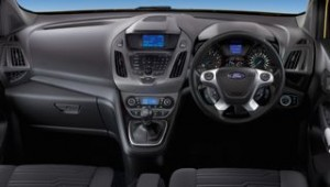 Ford Grand Tourneo Connect motability car dash