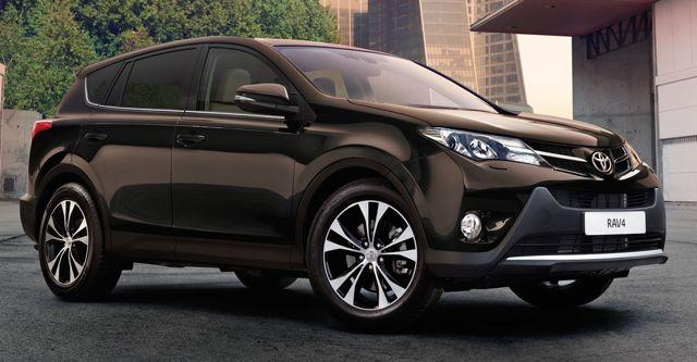 Toyota Rav Motability Car