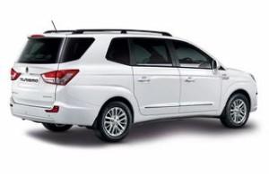 SsangYong Turismo Motability car
