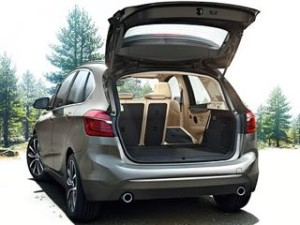 BMW 2 Series Active Tourer motability car rear