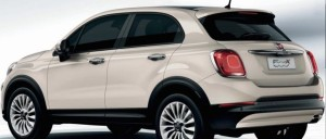 Fiat 500x from  £395 Advance Payment