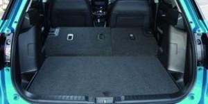 Suzuki Vitara Motability car boot
