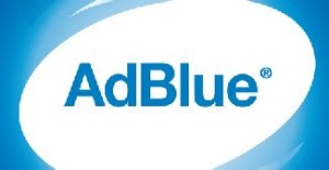 Ad Blue Motability car