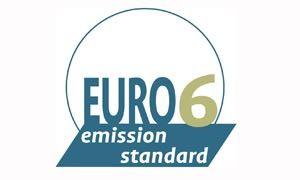 Euro 6 logo Motability Car
