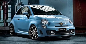 Fiat Abarth 500 Motability car
