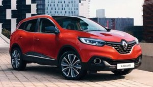 Renault Kadjar - Qashqai beater
