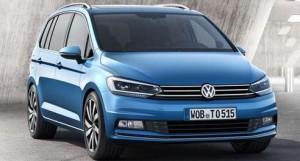 Volkswagen Touran Motability Car - 1
