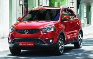 SsangYong Korado Motability car