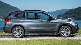 BMW X1 Motability car