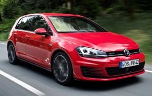 Volkswagen Golf GTD Motability car