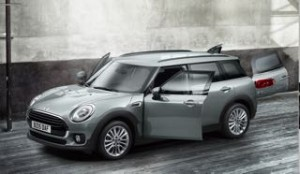 Mini Clubman Motability car side