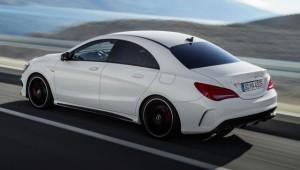 Mrecedes CLA Motability Car