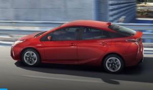 Toyota Prius Motability car