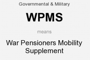 WPMS meaning - what does WPMS stand for?