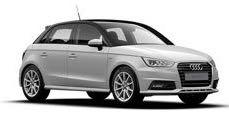Audi A1 5 door Spot motability car