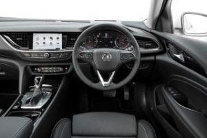 Vauxhal Insignia Grand Sport inderior