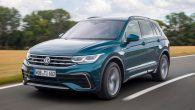 The Tiguan has received its midlife update with a sharper looking front bumper, LED lights front and […]