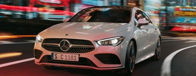 The new for 2019 Mercedes CLA is 48mm longer, 53mm wider and 2mm lower and the wheelbase […]