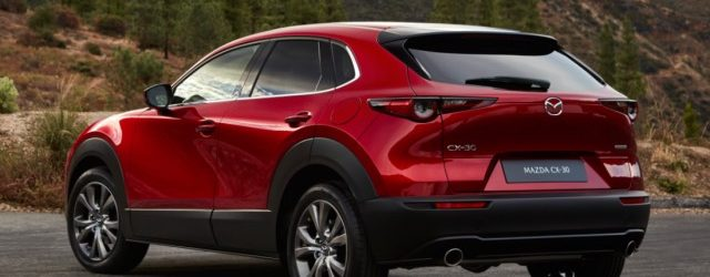 Mazda CX30 Mazda's new SUV, sits between the CX-3 and CX-5 for size. (Why is it not […]